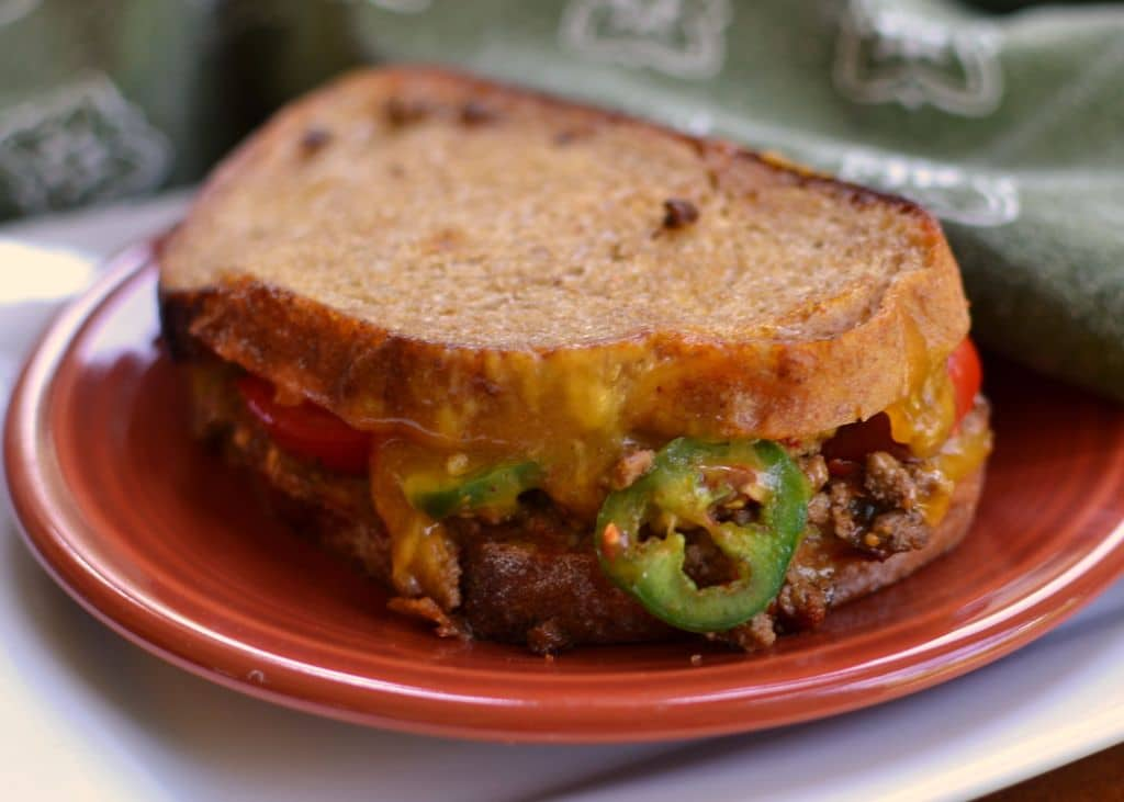 Taco Grilled Cheese (5)