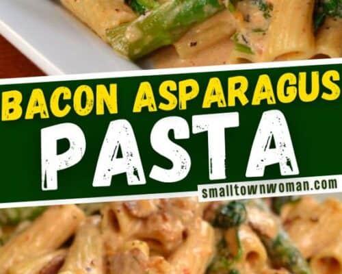 Bacon Asparagus Cajun