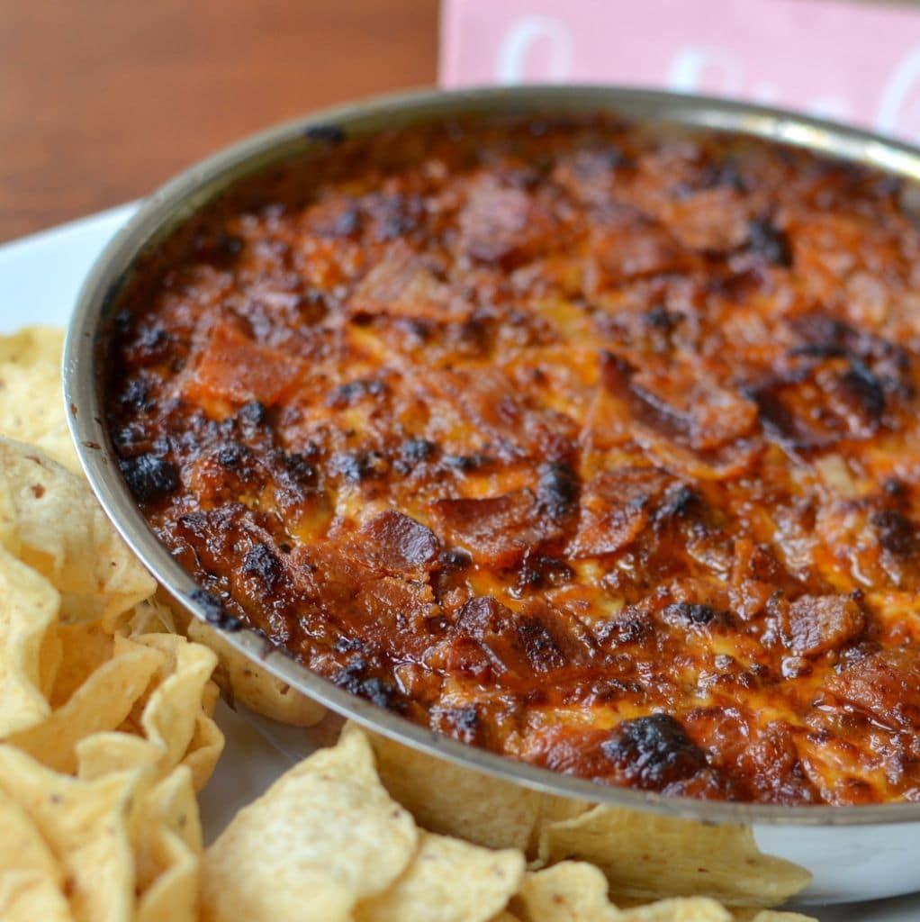 Barbecue Bacon Cheeseburger Dip (3)