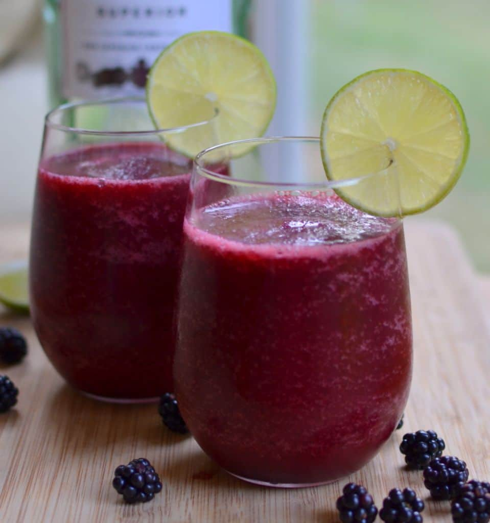 Blackberry Lime Daiquiri (1)