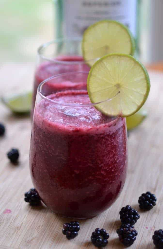 Blackberry Lime Daiquiri (2)