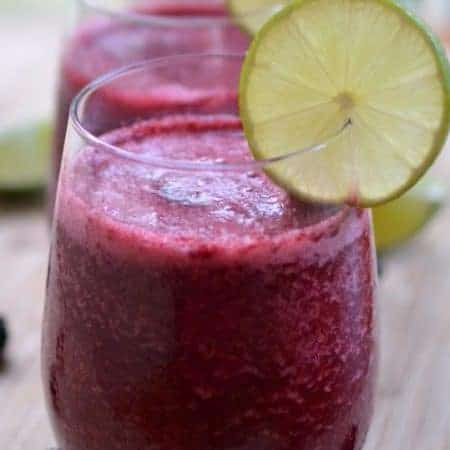 Blackberry Lime Daiquiri