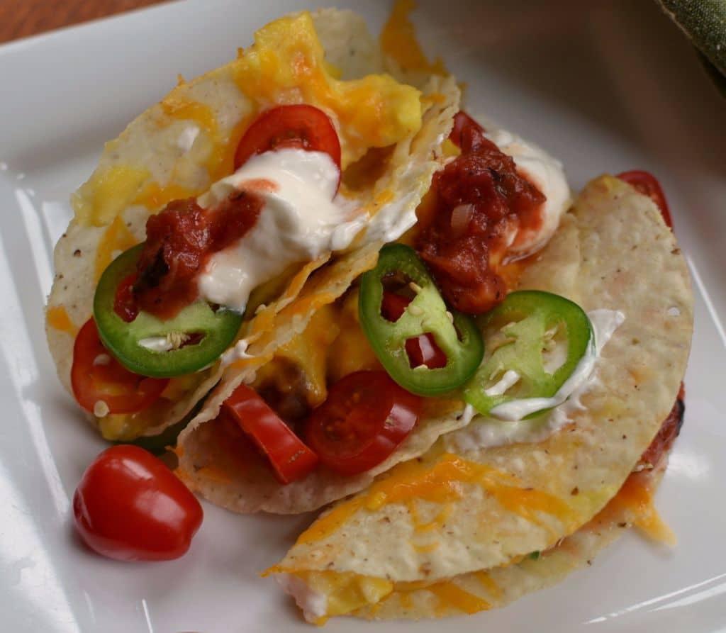Cheesy Breakfast Tacos (7)-001