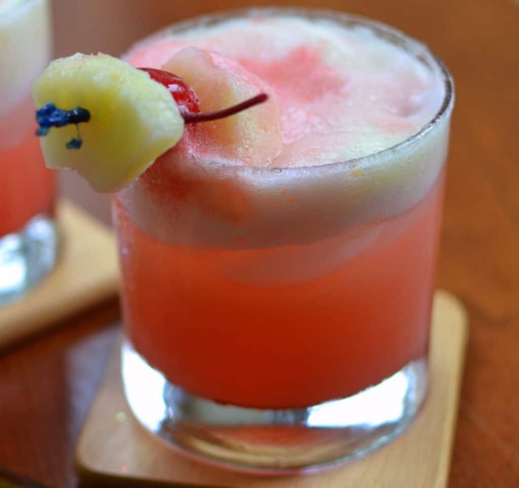 Pineapple Cherry Crush Cocktail (7)