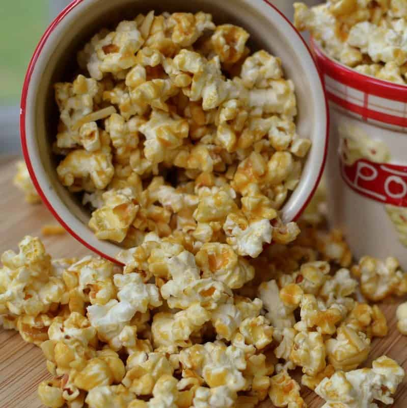 Almond Caramel Popcorn (2)