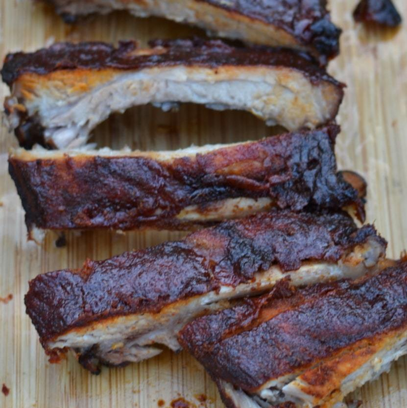 recipe: dry rub country style ribs oven [29]