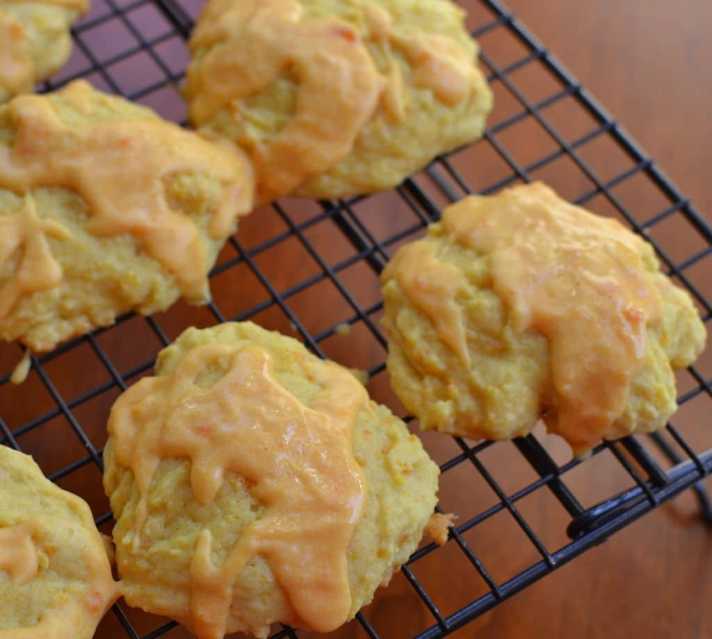 Orange Creamsicle Cookies (2)