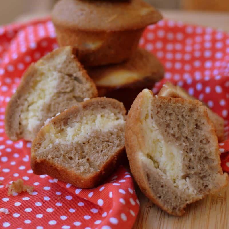 Strawberry Cream Cheese Muffins (7)