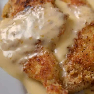 Three Cheese Crispy Chicken