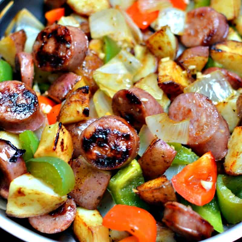 Sausage and Potato Recipe