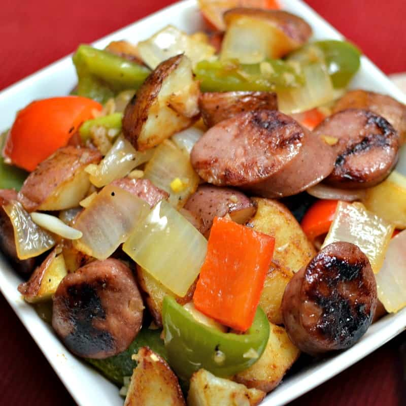 Sausage and Potatoes Recipes