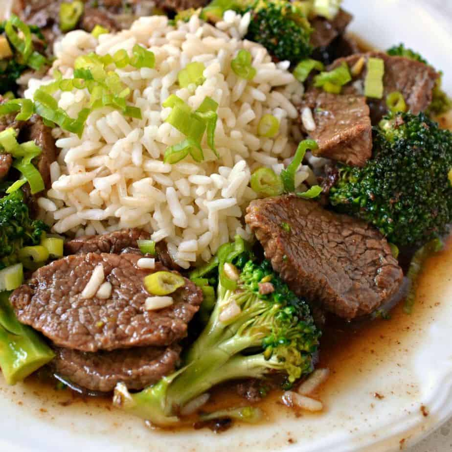 Beef and Broccoli Sauce