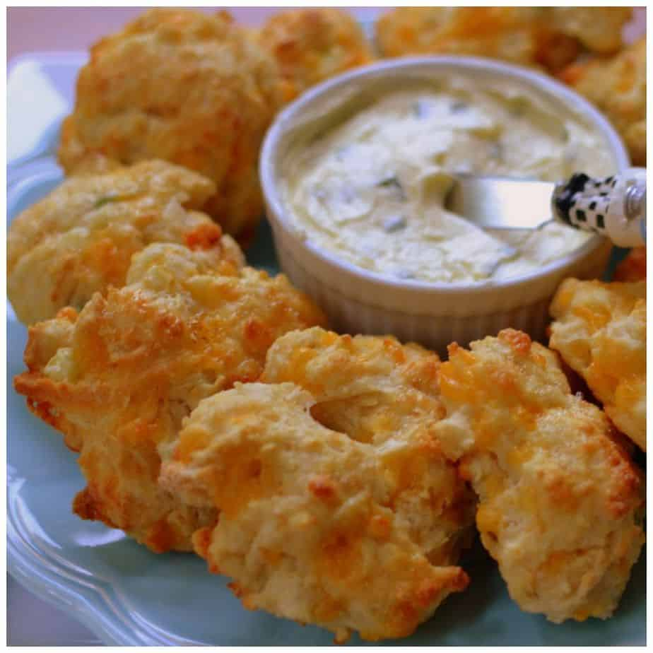 cheddar-drop-biscuits-with-chive-butter-picmonkey-collage