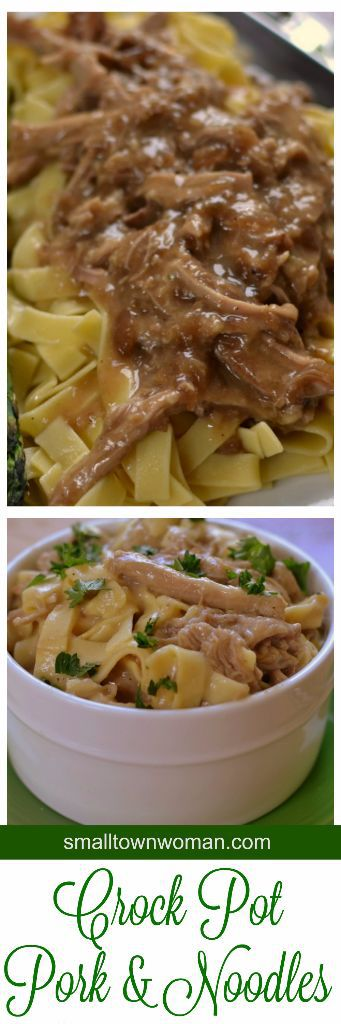 Crock Pot Pork And Noodles Picmonkey Image