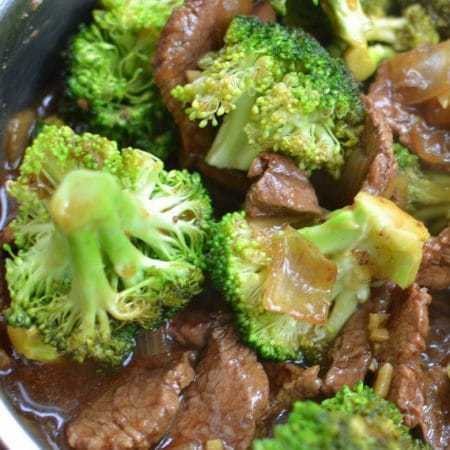 Easy Beef and Broccoli Skillet
