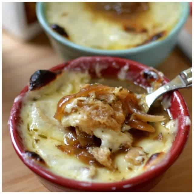 I love French Onion Soup There is just something dreamyhellip