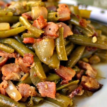 Southern Green Beans (A Classic Southern Side Dish)