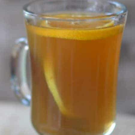 Hot Lemon Orange Toddy