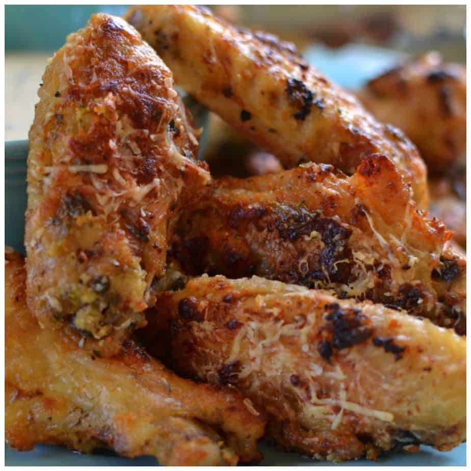 parmesan-garlic-chicken-wings-picmonkey-collage