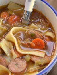 savory-chicken-sausage-cabbage-noodle-soup-2-001