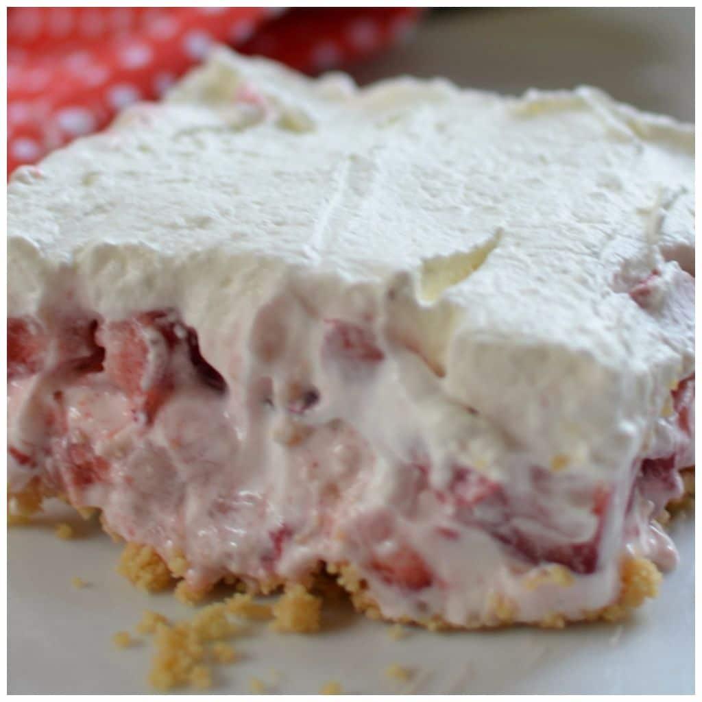 Cranberry Sauce Cake Sour Cream