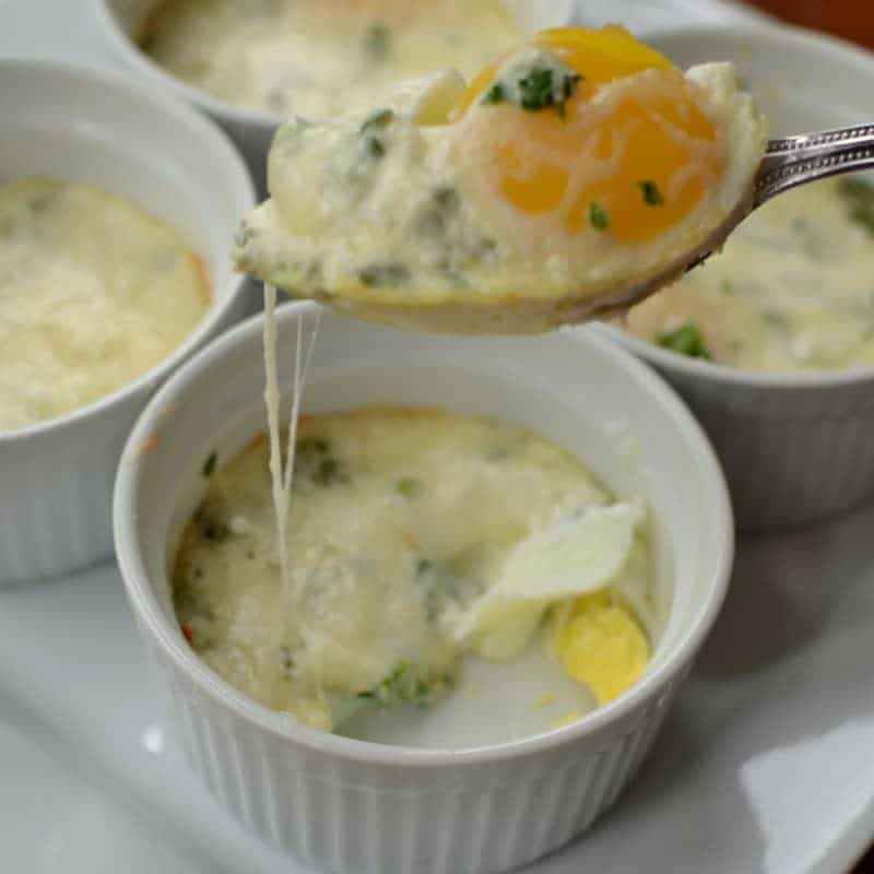 baked-creamy-herb-parmesan-eggs-9