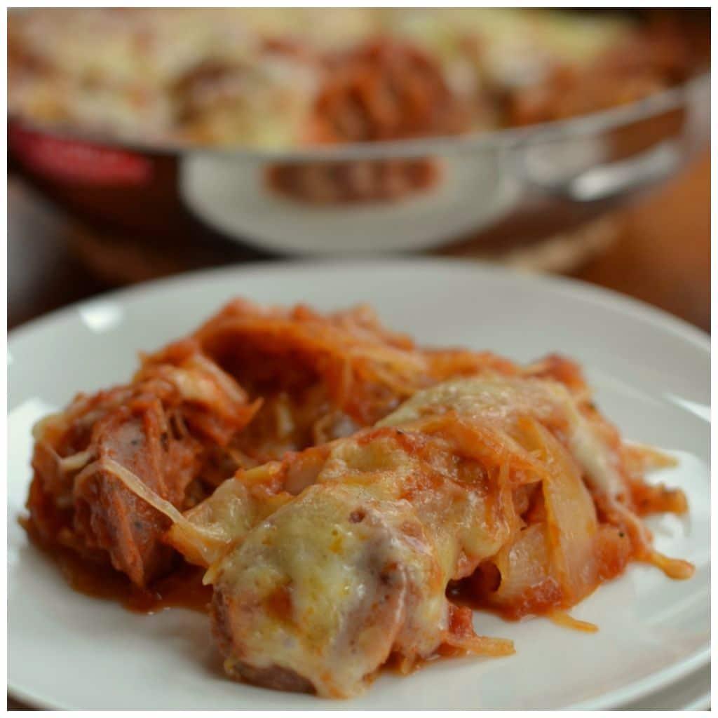 cheesy-chicken-sausage-spaghetti-squash-bake-fb-picmonkey