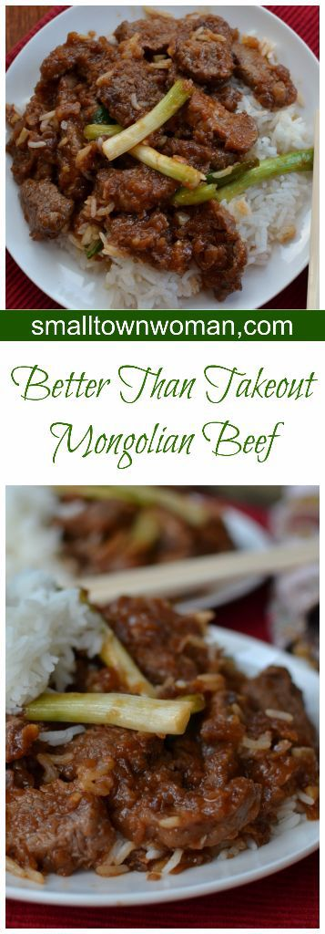 Better than takeout homemade Mongolian beef is a flavor-backed dish that will replace even your favorite takeout