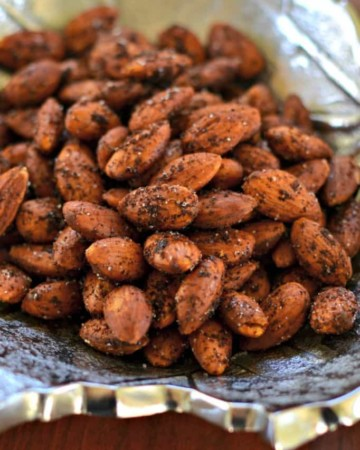 Roasting Almonds in Oven