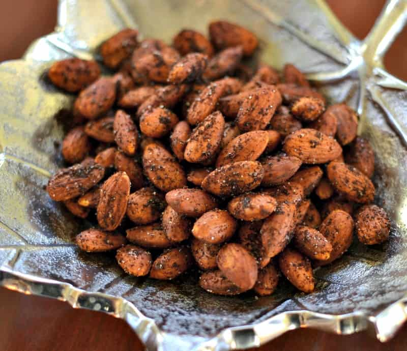 Roasted Almonds Recipe