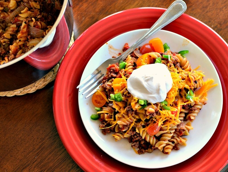 Rotini Pasta Recipes