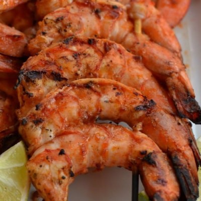 Succulent Grilled Chili Lime Shrimp