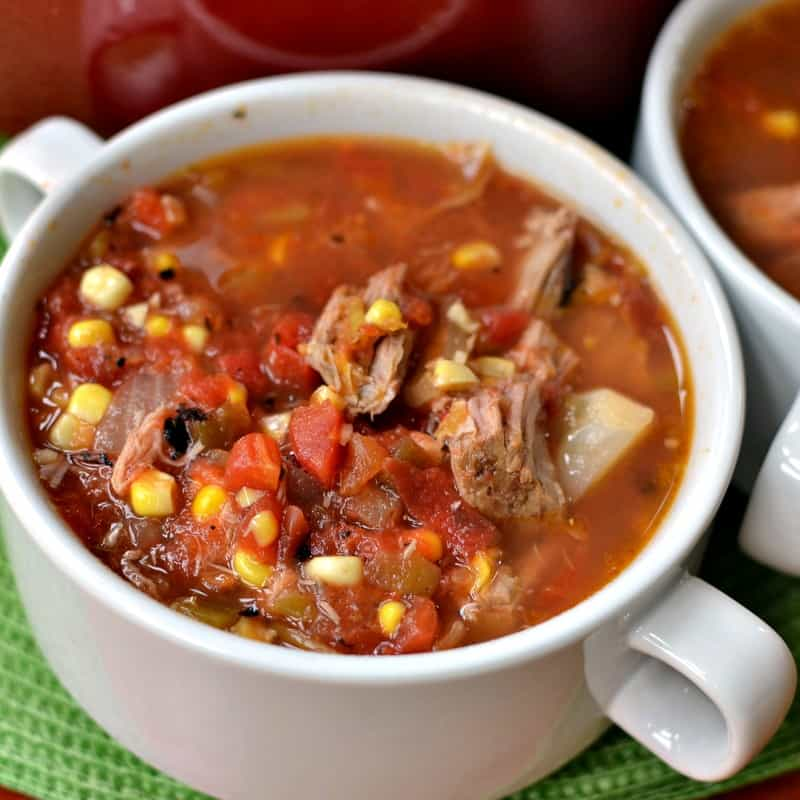 Mexican Pork Soup