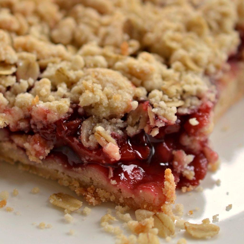 Cherry Pie Cookie Bars Recipe
