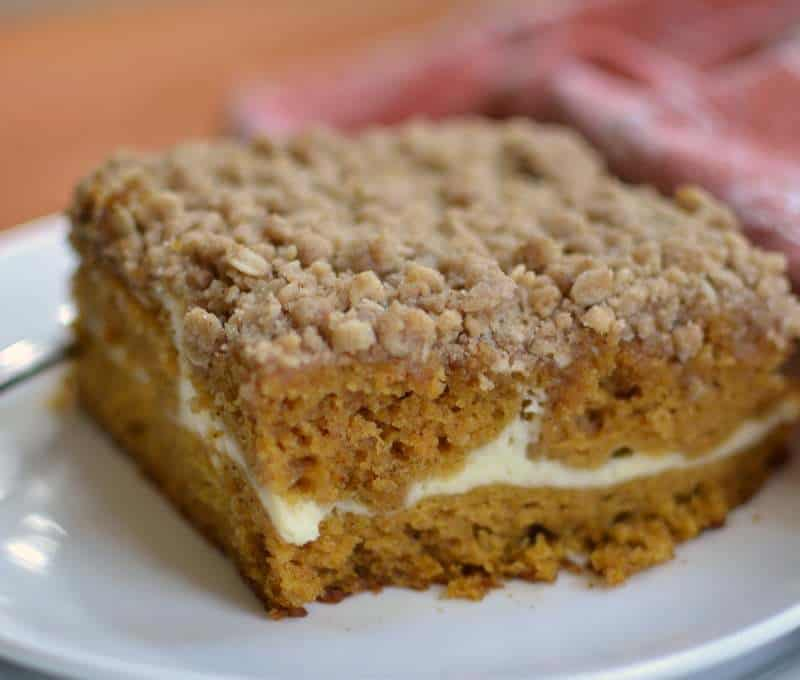 Cranberry Apple Crumb Cake Recipe