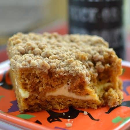 Pumpkin Cream Cheese Crumb Cake Small Town Woman