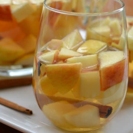 20 Minute Easy Fall Harvest Sangria