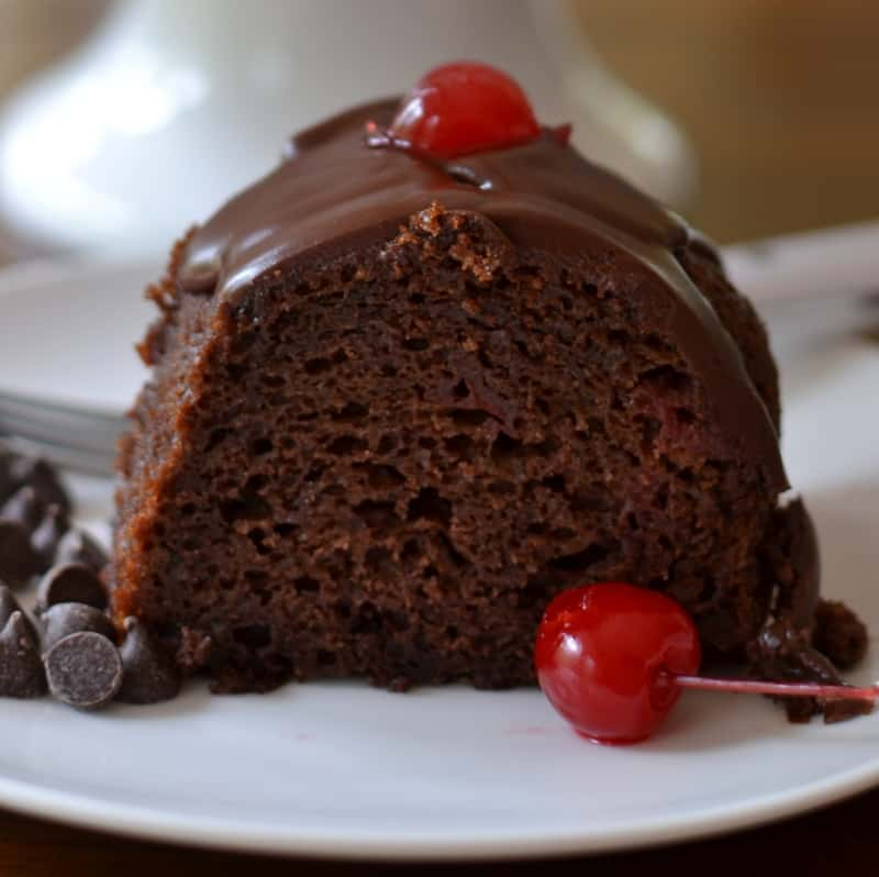Cherry Bundt Cake Recipe From Scratch