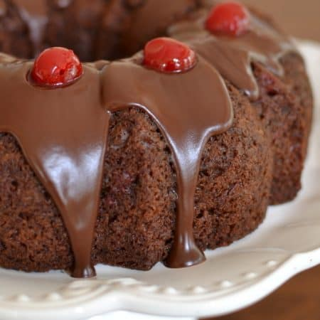 Chocolate Cherry Cake (A Quick and Easy Sweet Treat)
