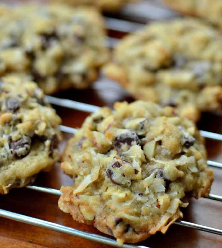 Almond Joy Cookie Recipe Get In My Belly