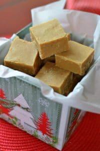 Peanut Butter Fudge Recipe (Foolproof Four Ingredient Fudge)