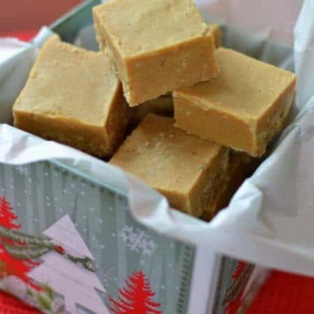 Easy Microwave Peanut Butter Fudge