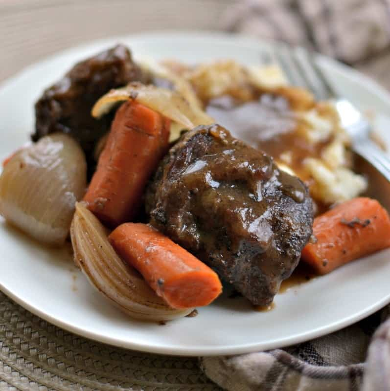 Beef Short Ribs Recipe (So Tender They Just Fall Off The Bone)