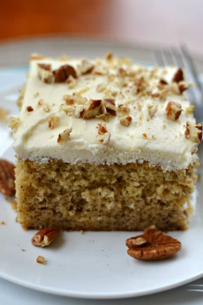Best Banana Cake Recipe in the World