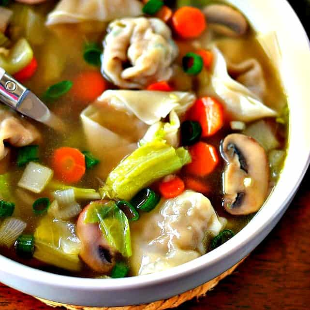 What is Wonton Soup?