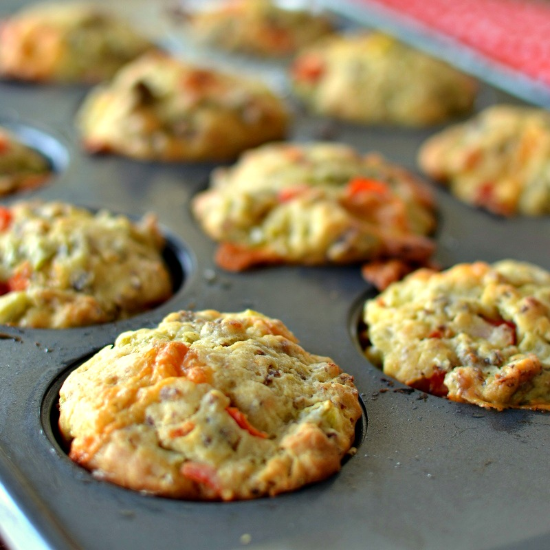 Breakfast Muffin Recipe