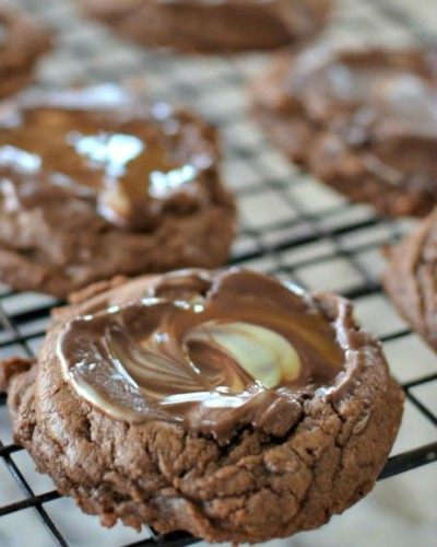 Easy Andes Mint Cookies
