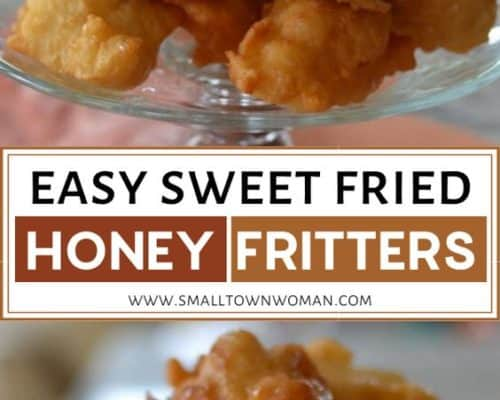 Honey Fritters