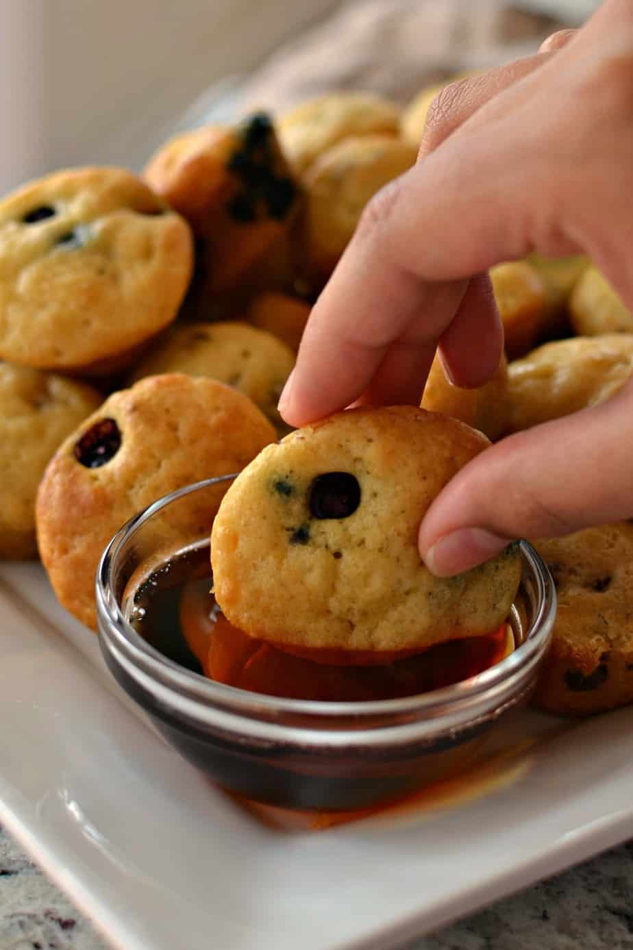 Easy family friendly Pancake Muffins are scrumptious easy to prepare little muffins.