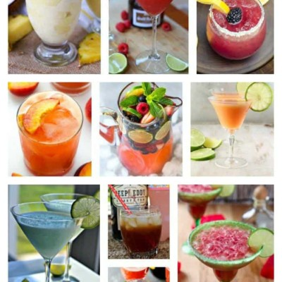 29 Summer Party Cocktail Recipes